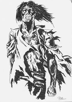 Zombie-comic-books