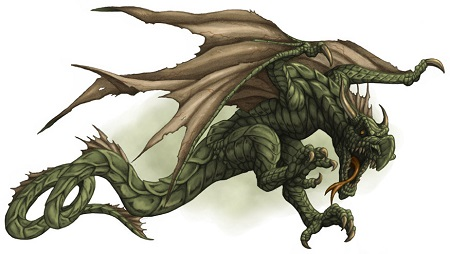 DS__Monsters___Wyvern_by_willowWISP