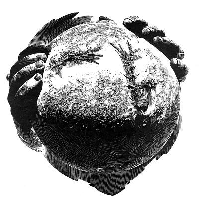 Analog Dec 1963 Dune World J. Schoenherr