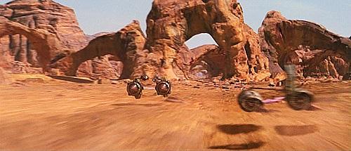 pod-racers